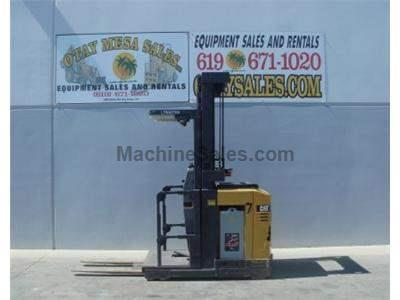 3000LB Order Picker, 20 Foot Lift Height, Includes Charger and Warrantied Battery