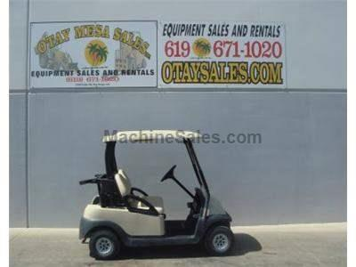 Electric Golf Cart, Excellent Condition, 48v