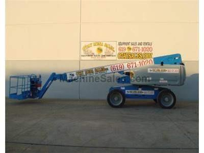Boomlift, 71 Foot Working Height, 65 Foot Basket Height, JIB, Diesel, 4x4, Lincoln Welder