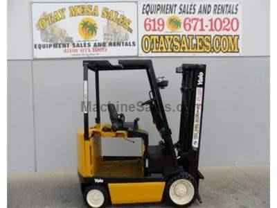 5000LB Forklift, 36v Electric, Warrantied Battery, Commercial Charger
