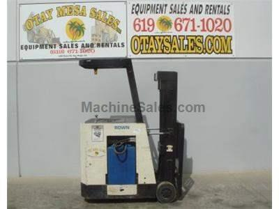 3000LB Forklift, 3 Stage, Stand Up Counter Balanced, 190 Inch Lift, Electric, Warrantied Battery