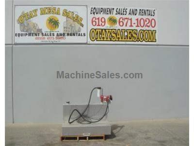 Industrial Ladder and Supply 95 Gallon Fuel Tank