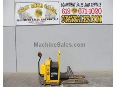 6000LB Electric Pallet Jack, 24 Volt, Warrantied Battery, Includes Charger