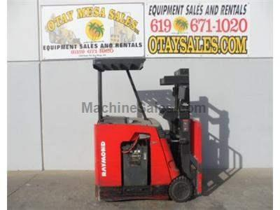 3500LB Forklift, Stand Up Counter Balanced, Side Shift, 36 Volt, Warrantied Battery
