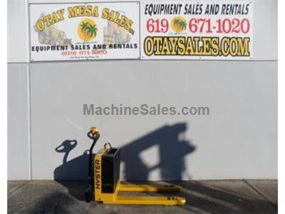 4000LB Electric Pallet Jack, Walk Behind, 24 Volt, On Board Charger, Warrantied Battery