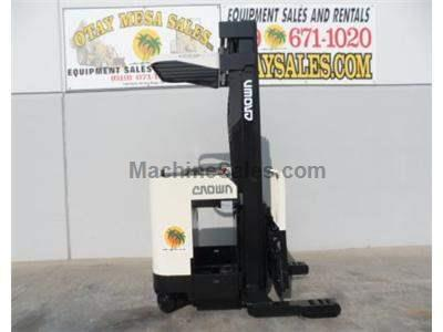 3500LB Forklift, Electric Reach Truck, 240 Inch Lift, 36 Volt, Side Shift, Includes Charger