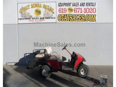 Utility Cart, 4 Passenger, 36 Volt Electric