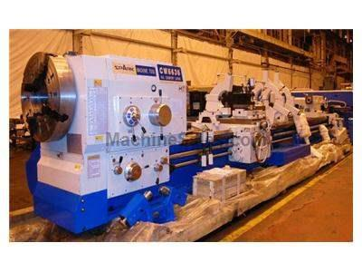 "40"" x 236"" Spark Hollow Spindle Manual Lathe"