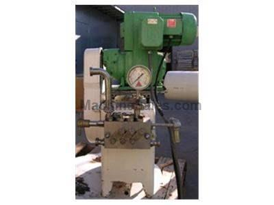 Cherry Burrell SuperHomo Homogenizer, Stellar Series, Model 200