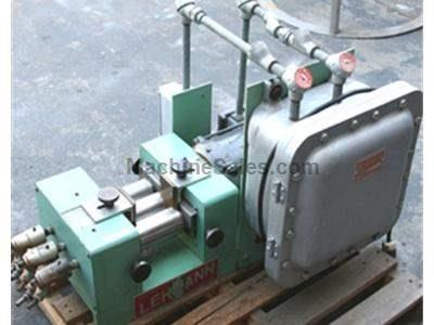 "Lehman 3-roll Mill, 5"" x 2-5/8"" D, x-proof"