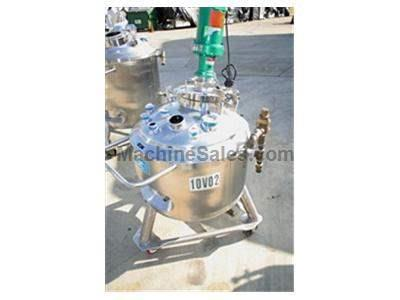 120 liter DCI Reactor w/ Agitator