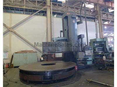 OM TMS2 30/40 CNC Vertical Boring Mill