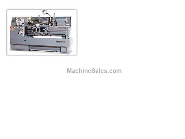 "18"" Swing 60"" Centers Sharp 1860LV ENGINE LATHE, D1-8 Camlock w/3-1/16"" bore; variable spindle spds"