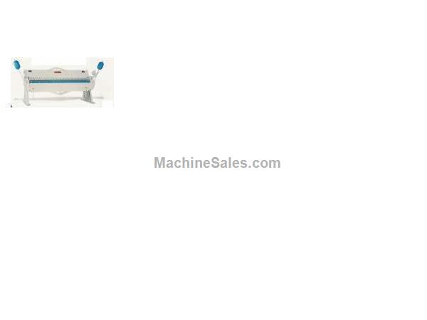 "14Ga Thickness 120"" Width Birmingham V-1014-6 FINGER BRAKE, Made in Taiwan, Manual Finger Brake"