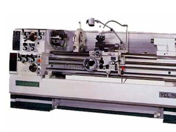 "16"" Swing 60"" Centers Birmingham YCL-1660 ENGINE LATHE, D1-6 with 2-9/32"" spindle bore"