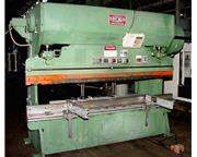 """90 Ton 120"""" Bed Dreis  Krump 810L PRESS BRAKE, Automec Autogauge CNC-99"""