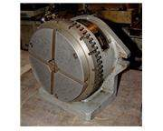 """8"""" Width Olsen Industrial 8"""" SUPER SPACER ROTARY TABLE, w/8"""" T-Slotted Face"""