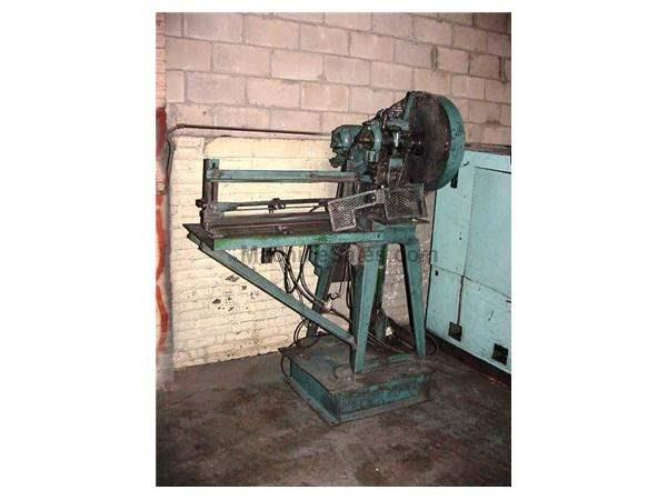 "10 Ton 1"" Stroke Perkins 2A OBI PRESS, Mechanical Clutch"