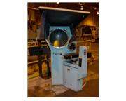 "20"" Screen 14 Jones  Lamson CLASSIC 120 OPTICAL COMPARATOR, POWER TABLE, (3) LENSES,"