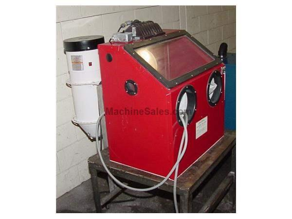 Central Pneumatic Blast Cabinet Dust Collector Cabinets