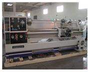 """32"""" Swing 80"""" Centers Birmingham YCL-3280 ENGINE LATHE, D1-8 with 4-1/8"""" sp"""