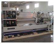 "32"" Swing 120"" Centers Birmingham YCL-32120 ENGINE LATHE, D1-8 with 4-1/8"""