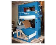 "150 Ton 16"" Stroke Pressmaster RTP-150 Roll-In Bed H-FRAME HYDRAULIC PRESS, w/4 Axis"