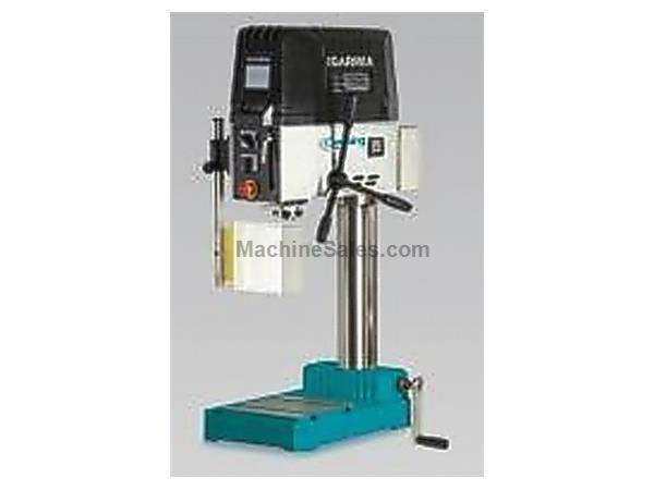 "19.7"" Swing 1.1HP Spindle Clausing KM25EV DRILL PRESS"