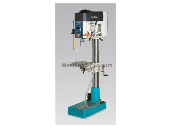 "23"" Swing 3HP Spindle Clausing SZ34 DRILL PRESS"