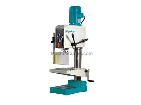 "19.7"" Swing 1.5HP Spindle Clausing TM25 DRILL PRESS"