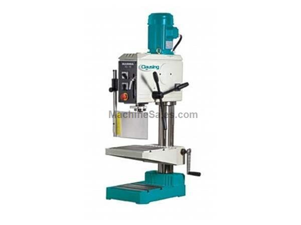 "19.7"" Swing 1.5HP Spindle Clausing TM25RS DRILL PRESS"
