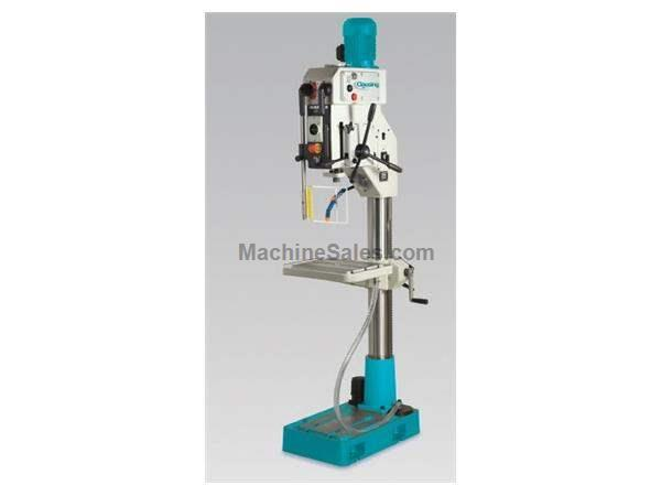 "23.6"" Swing 1.5HP Spindle Clausing SX32RS DRILL PRESS, 23.6"" GH, Mech CL, 4 MT, 1.5HP, Floor, Tapping"