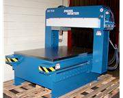 "100 Ton 12"" Stroke Pressmaster GSP-100T-4/8 STRAIGHTEN PRESS, Gantry Style for Flat P"