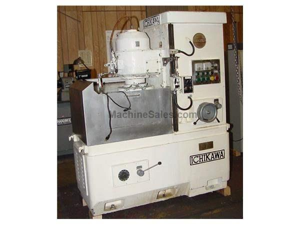 "20"" Chuck 15HP Spindle Ichikawa ICB-603, JAPANESE MADE, ROTARY SURFACE GRINDER, AUTO CYCLE, AUTO IDF, POWER RAPID,"
