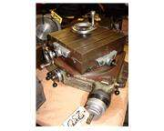 """13"""" Width 13"""" Length Advance B-13 ROTARY TABLE, Cross Sliding Table, T-Slotted"""