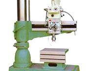 """10.25"""" Arm 43.31"""" Column Victor 1043 RADIAL DRILL, Spindle Stroke 9"""", 12 sp"""
