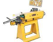 Baileigh TN-600 NEW NOTCHER, 220v single phase 5 HP Abrasive belt notcher