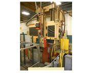 """48"""" Table 60"""" Swing Springfield 48AR VERTICAL UNIV. GRINDER, 48"""" Rotary Tbl"""