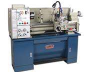 "12"" Swing 36"" Centers Baileigh PL-1236E ENGINE LATHE, 110V/220V 1-PHASE DUAL VOL"