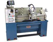 "13"" Swing 40"" Centers Baileigh PL-1340E ENGINE LATHE, 110V/220V 1-PHASE DUAL VOL"