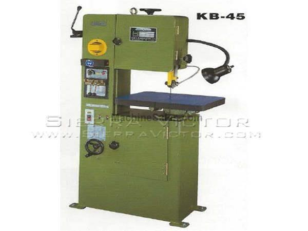 "17-15/16"" BIRMINGHAM® Vertical Metal Cutting Band Saw"