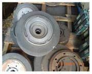 WHEEL MOUNTS FOR REISHAUER GEAR GRINDING MACHINES.
