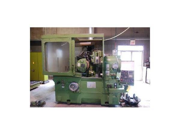 "MODEL FKP 326-10 CSEPEL GEAR GRINDER 13""REISHAUER TYPE"