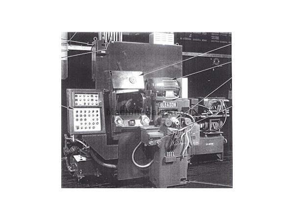 MODEL 514 GLEASON GEAR LAPPER WITH SWING PINION CONE (SPC) LAPPING ACTION, 1989
