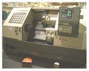 "MITSUBISHI, M-TC10B, MELDAS-525,CNC LATHE, 23.6"" SWING 41.2 CENTERS, 1998"