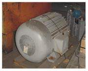 100 HP, 890 RPM, 460 V., DELCO, Frame 505,