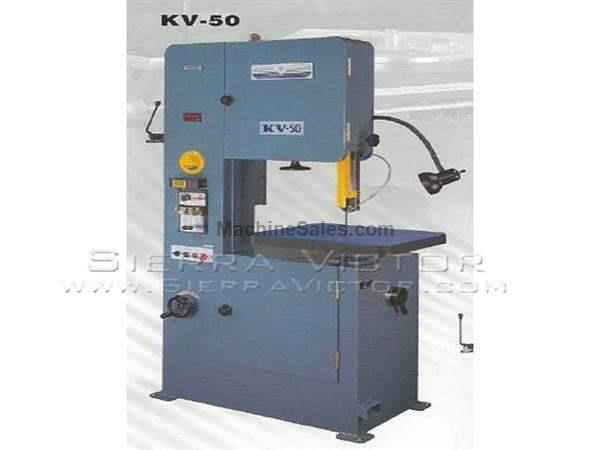 "20-1/2"" BIRMINGHAM® Vertical Metal Cutting Band Saw"