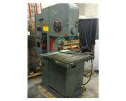 Doall Model 2012-H2 Vertical Bandsaw