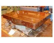 """72"""" x 96"""" Giddings & Lewis 360 NC Power Rotary Table"""