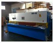 """72"""" Width Birmingham H-0635-C NEW SHEAR, 8 GA x 6' Hydraulic; Made in China"""